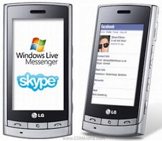 online phones LG GT405