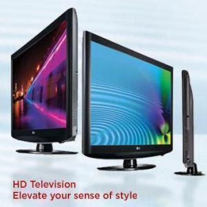 hd LCD TV LG 26LH20R