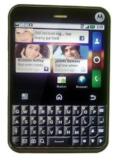 android Motorola Charm