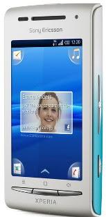 Sony Ericsson experia X8 4