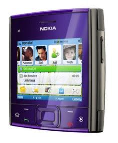 Nokia X5-01  3