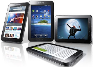 Android Smartphone Samsung P1000 Galaxy Tab