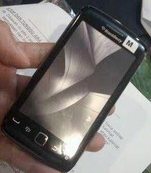 Blackberry Storm 3