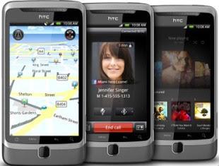 HTC  Desire Z-3