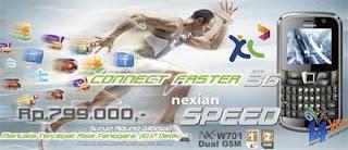 Nexian Speed NX-W701  -9