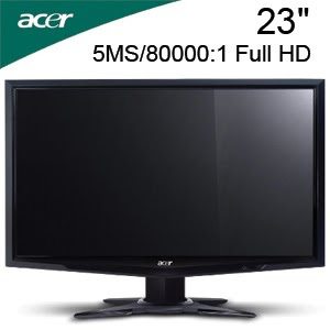LCD Monitor Acer G235H