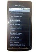 Sony Ericsson Xperia X12 Sony Ericsson Anzu-9