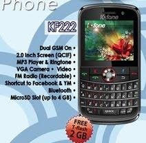 K-Fone KF222