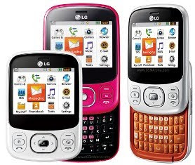 LG C320 InTouch Lady-8