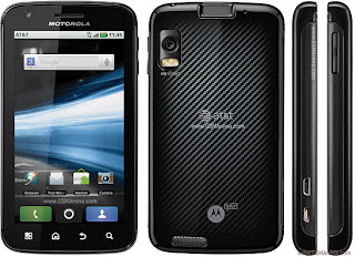 Motorola ATRIX 4G Android