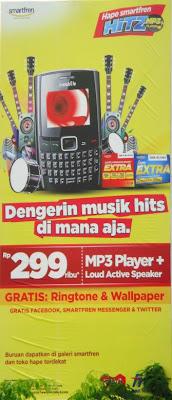 smartfren music hitz