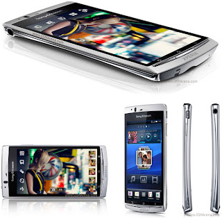 Sony Ericsson Experia Arc-9