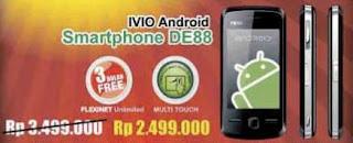 Android  IVIO DE88