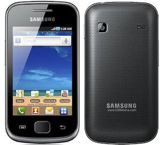 Samsung Galaxy Gio S5660-9