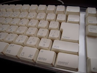 Apple Wireless Keyboardが欲しい。あとM555b
