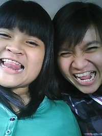 My Lovely Crazy Sister..!