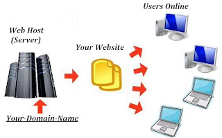get access to your website pages and files hosted on your web host