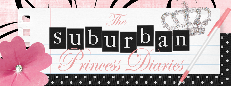 The Suburban Princess Diaries