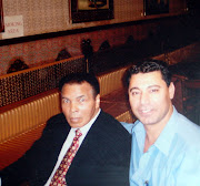 Mohamed Ali, at Alibaba with Alex.