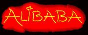 ALIBABA NEON DESIGN