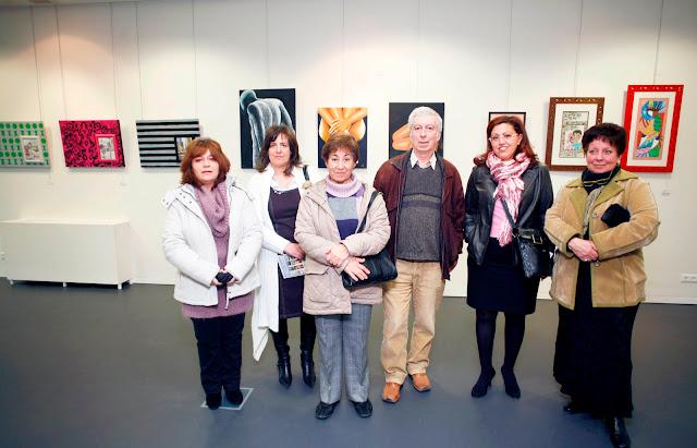 Casa da Cultura de Mira Sintra - Colectiva de Pintura