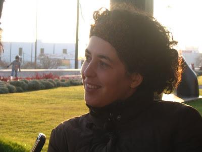 À Conversa com Célia Barros