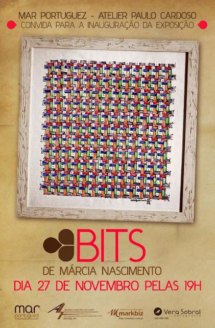 "Mar Portuguez - Atelier Paulo Cardoso, apresenta ""BITS"""