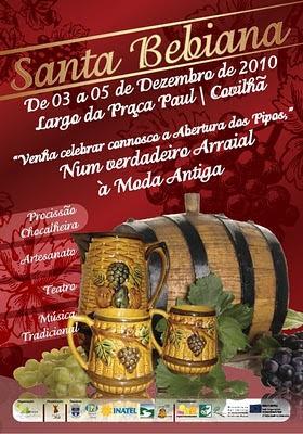 4 e 5 Dezembro TEN_TART e SANTA BEBIANA 2010  - Covilhã