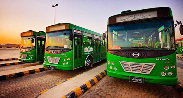 Lahore Mass Transit Blog: Model CNG Station Costing Rs150m ...