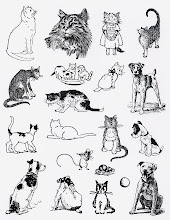 &#39;PETS&#39; stamp sheet