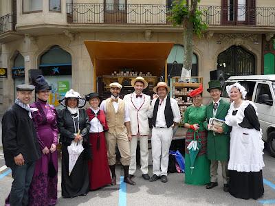 Fiesta Modernista
