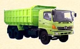 Sewa Jual Dump Truck