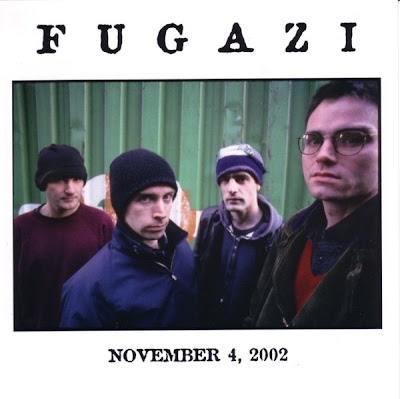 Fugazi Live Series 30 London