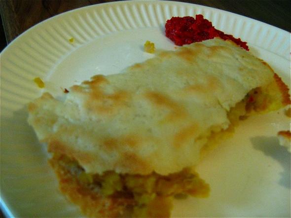 Recipes using masala