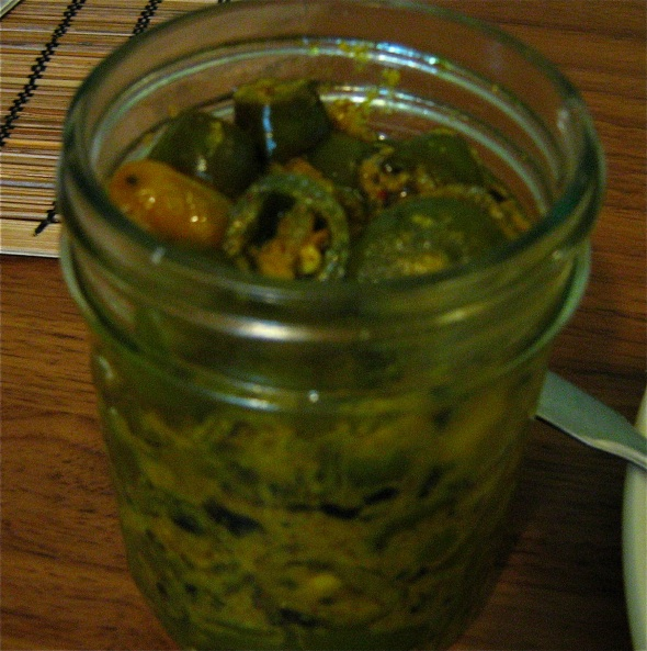 Indian Jalapeno Chili Pepper Pickle and My Addiction to Heat ...