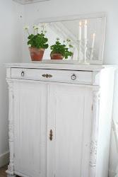Lillstugans sovrum