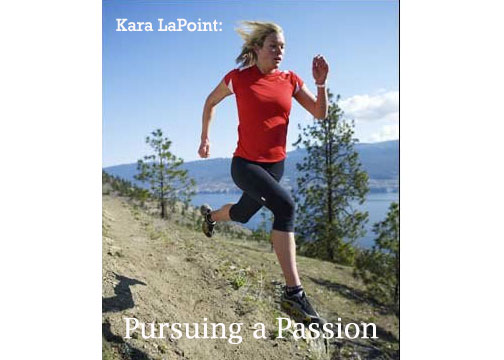 Pursuing a Passion