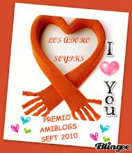 PREMIO DE SOYPKS