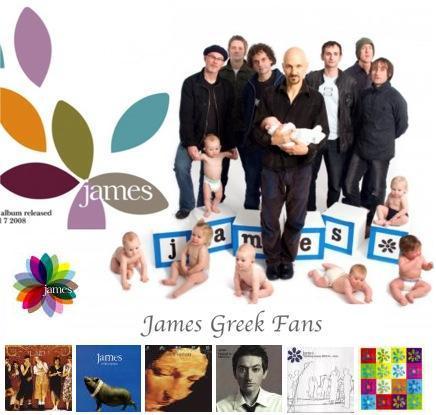 James Greek Fans