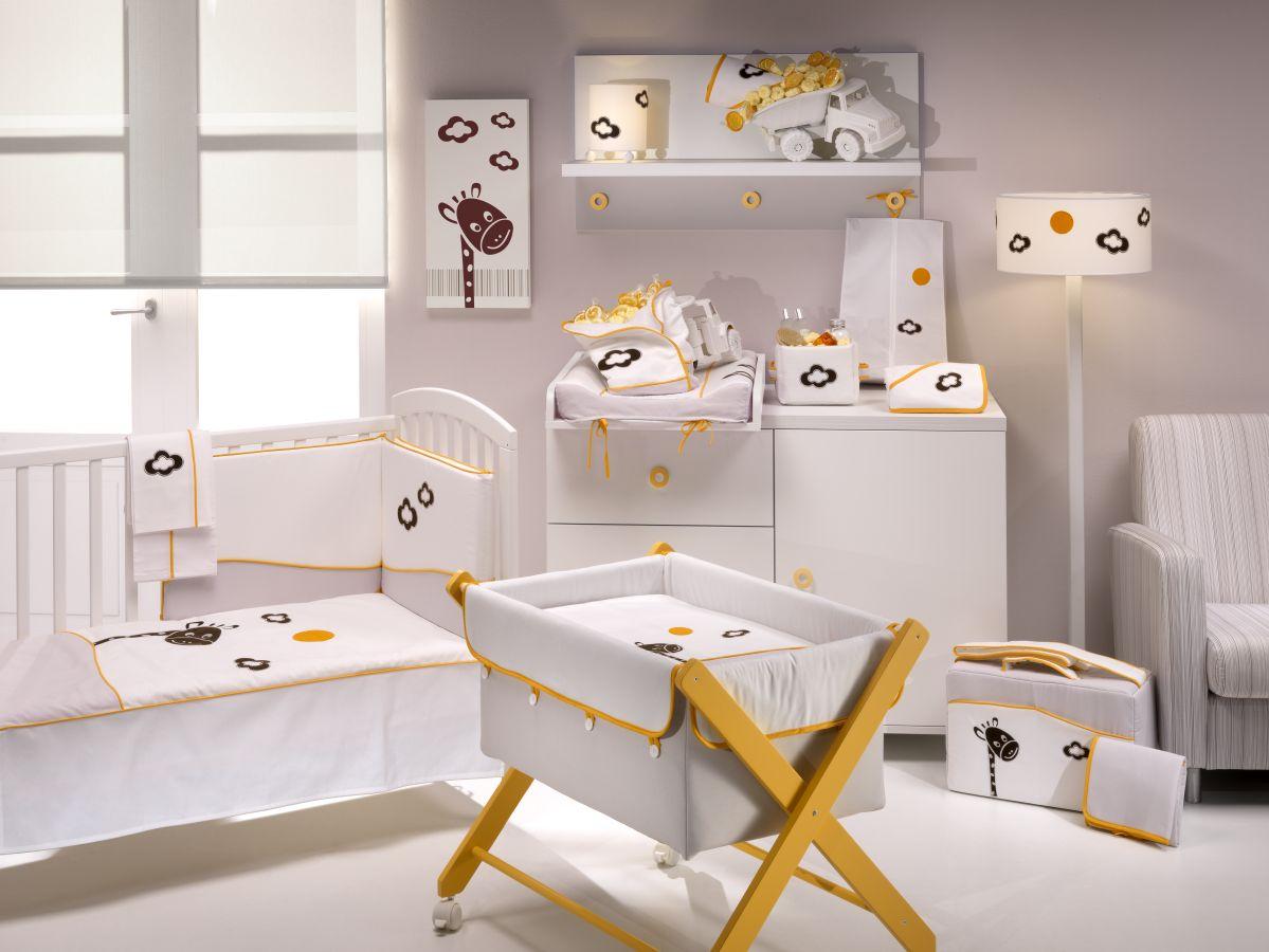 Muebles Ros: Textil para bebe....linea jirafa