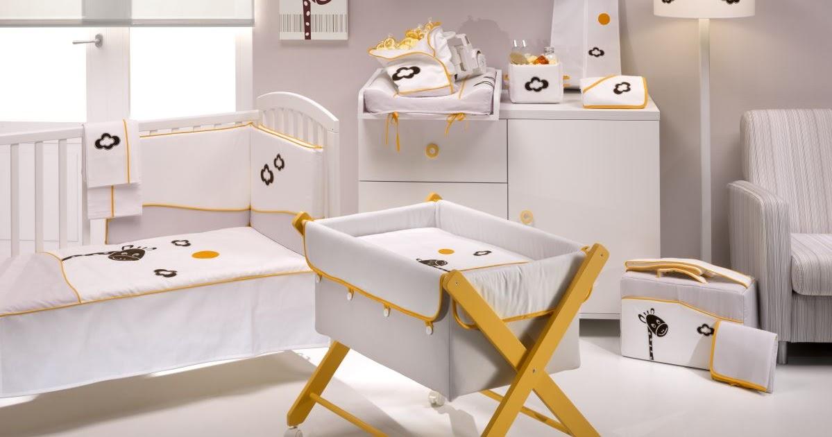 Muebles ros textil para bebe linea jirafa for Textil muebles