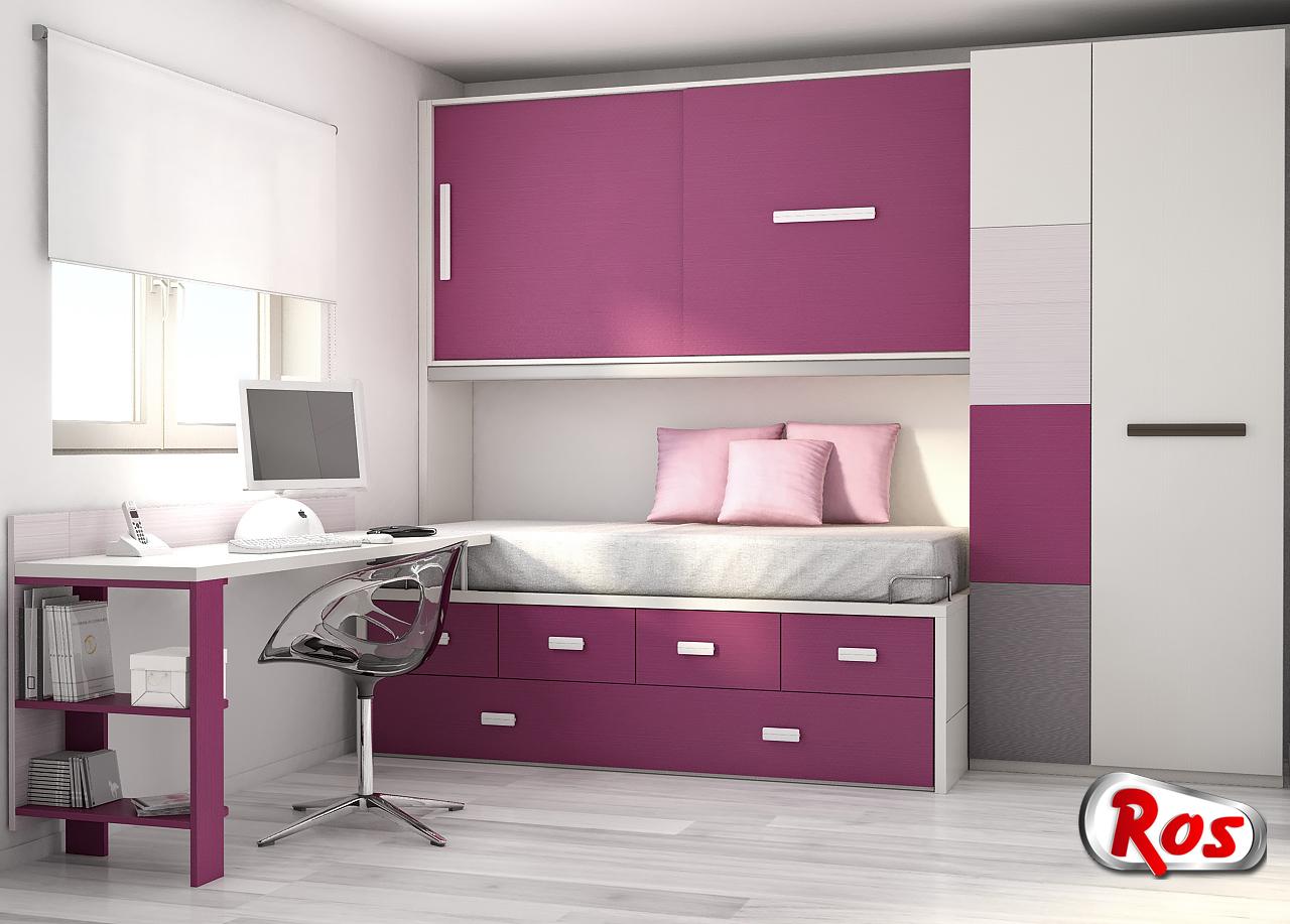 Muebles ros hablemos de mueble juvenil for Muebles dormitorio juvenil