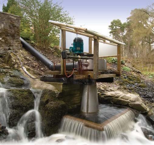 Mini Hydroelectric Dam : Small hydro hydroelectric energy