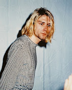 Kurt Cobain; a God.