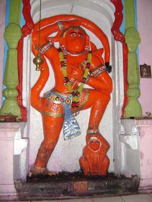 Veer maruti - 11 Maruti temples akara hanuman darshan