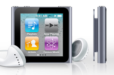 IPOD NANO MULTI-TOUCH