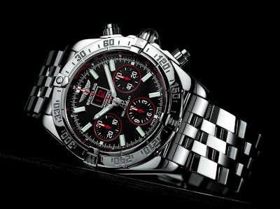 RELOJES BREITLING BLACKBIRD RED STRIKE