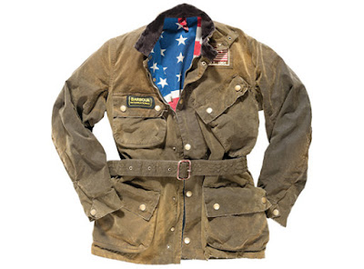 CHAQUETA BARBOUR INTERNATIONAL STEVE MCQUEEN