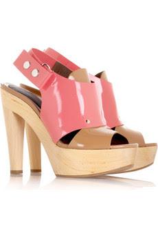 platform shoe designer