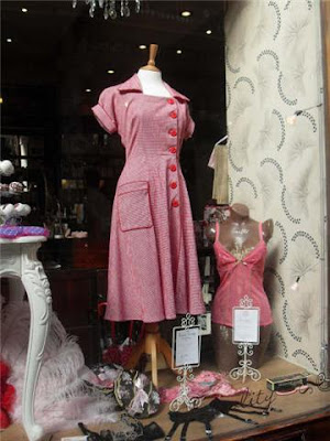 leeds vintage shopping guide - rose and co